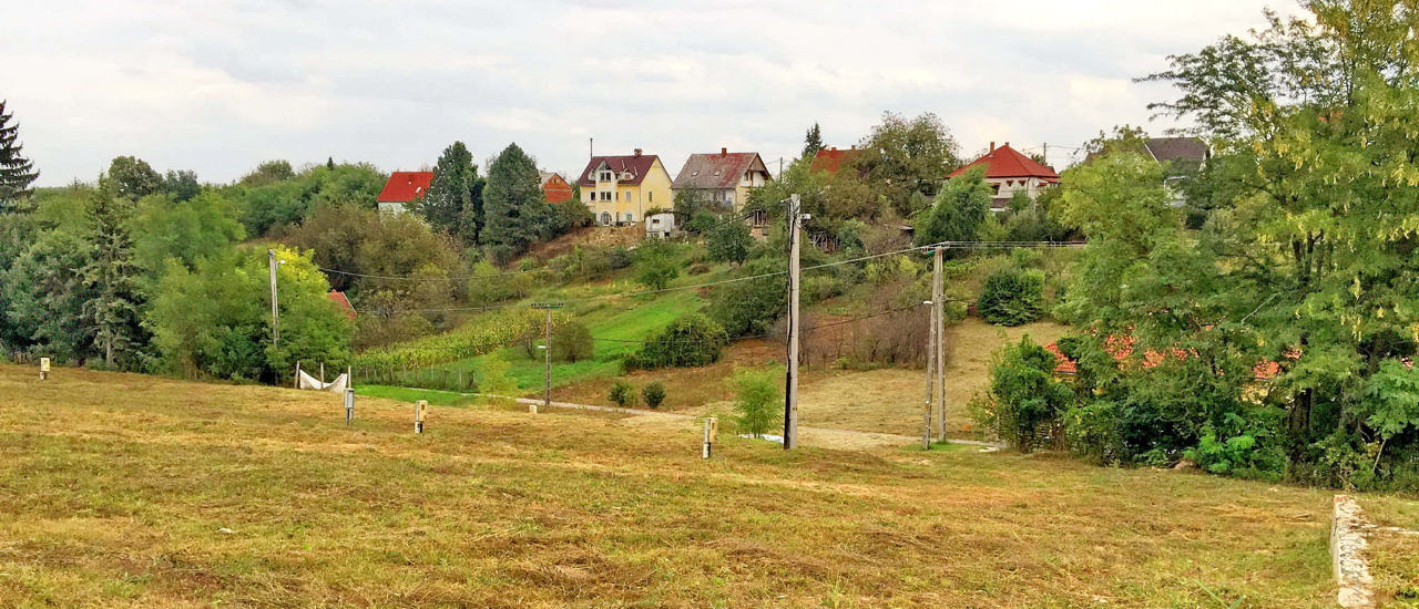 Building plot with excellent opportunities for residential properties 424.000 €